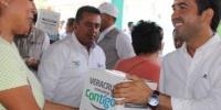 Aumenta de 12 mil a 30 mil las familias beneficiadas del programa Veracruz Comienza Contigo en el Municipio de Veracruz