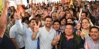 """""""Combatiendo la pobreza y promoviendo la inversión hicimos de Boca del Río una de las ciudades más seguras de Veracruz"""": Miguel Ángel Yunes Márquez"""