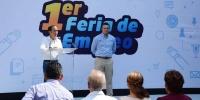 Más de 5 mil oportunidades laborales en la primera Feria del Empleo de la Administración Municipal