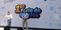 "Anuncia Fernando Yunes la ""Primera Feria de Empleo"""